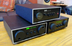 Naim Nait amplifiers